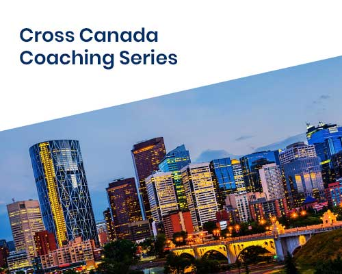 Cross Canada Coaching Series
