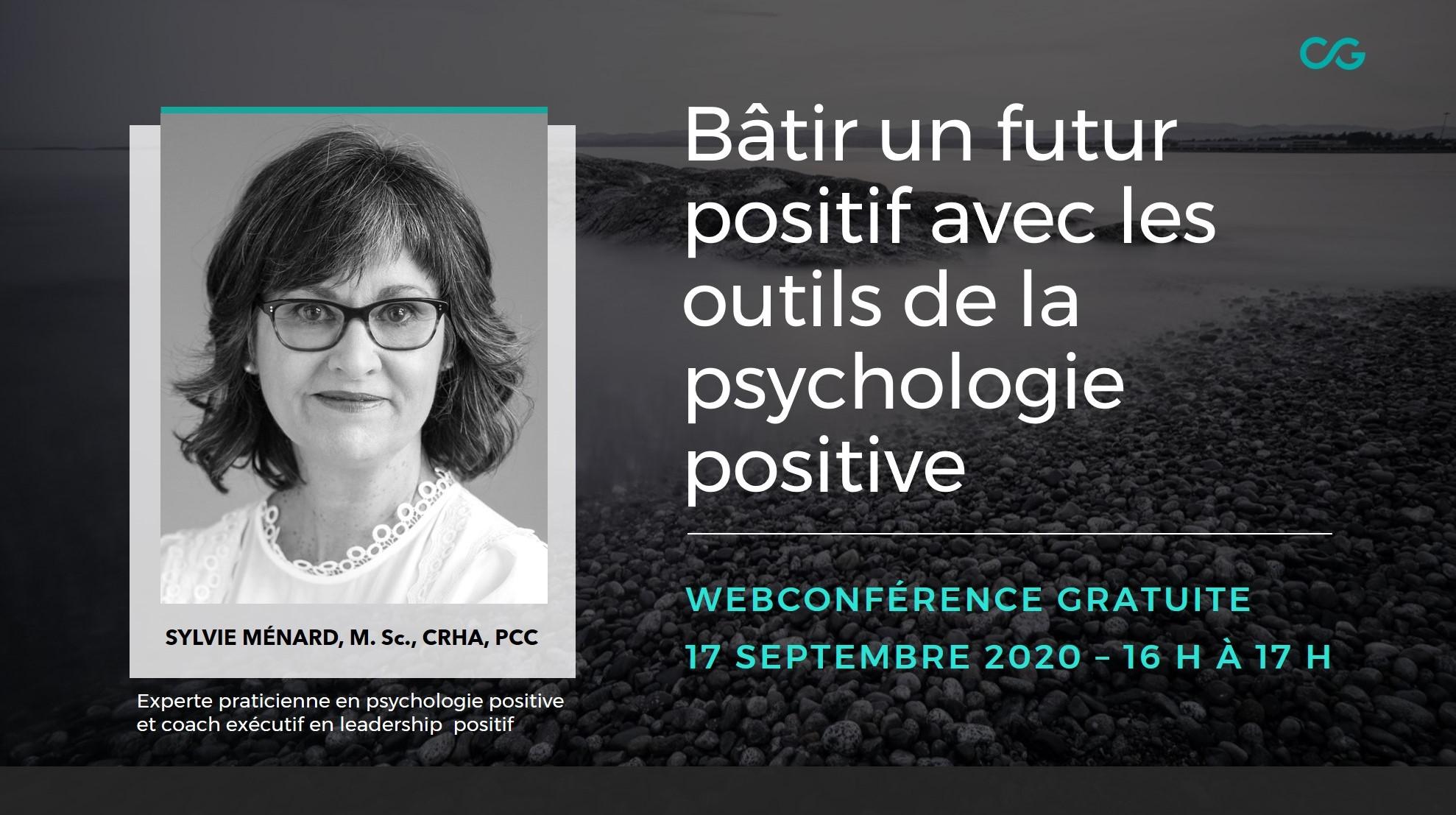 Bätir un futur positif avec les outils de la psychologie positive